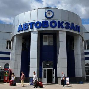 Автовокзалы Омска