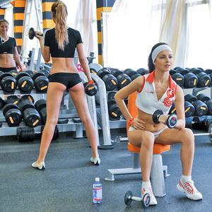 Фитнес-клубы Омска