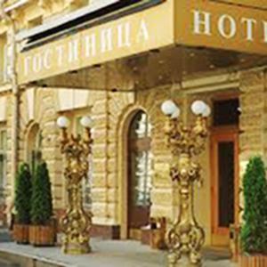 Гостиницы Омска