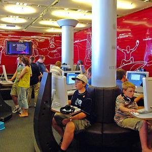 Интернет-кафе Омска