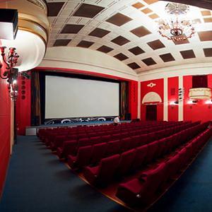 Кинотеатры Омска