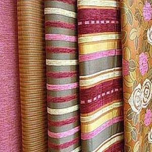 Магазины ткани Омска