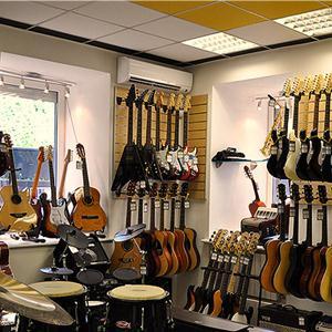 Музыкальные магазины Омска