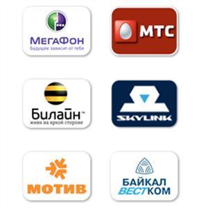 Операторы сотовой связи Омска