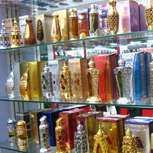 Парфюмерные магазины Омска