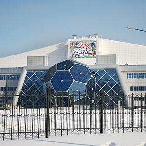Спортивные комплексы Омска