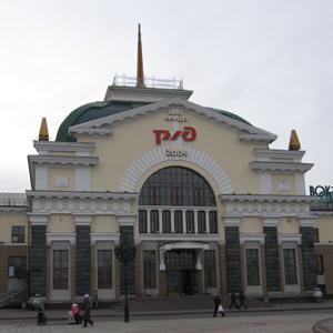 Железнодорожные вокзалы Омска